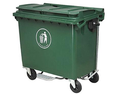 移动垃圾箱 - 垃圾桶_塑料垃圾桶